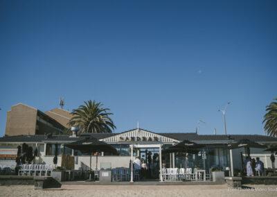 The Sandbar Beach Cafe