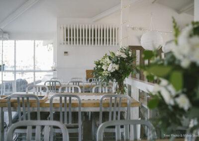 Inside of The Sandbar Beach Cafe
