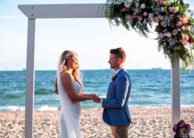 Wedding The Sandbar Beach Cafe